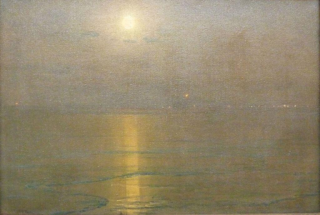 Thomas Alexander HARRISON. (1853-1930)