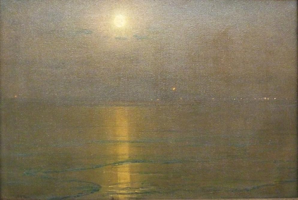 Marine la nuit