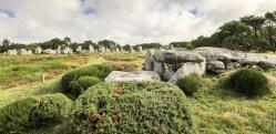 6 dolmen carnacc