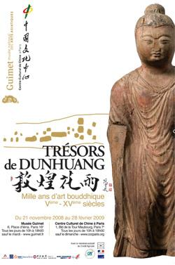 Affiche dunhuang
