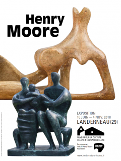 Affiche henry moore