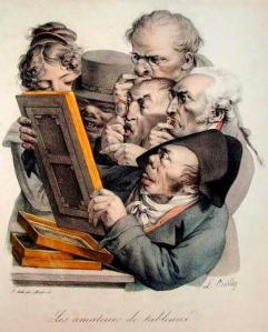 Amateurs de tableaux