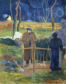 Bonjour mr gauguin