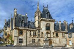 Bourges palais jacques coeur