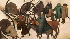 Bruegel1 le de nombrement de bethle em pieter bruegel 1