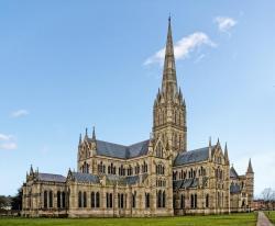 Cathedrale de salisbury 1