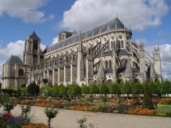 Cathedrale saint etienne bourges