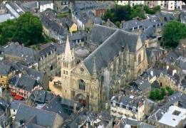 Cathedrale st pierre vannes