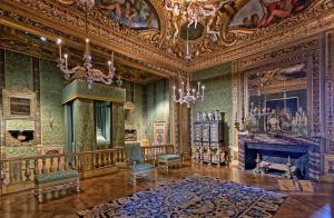 Chambre du roi a vaux