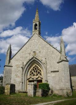 Chapelle saint nicolas des eaux