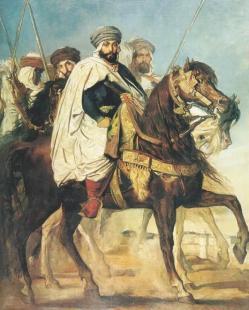 Chasse riau ali ben hamet 1885