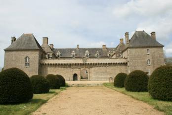 Chateau de kergroades 29 a