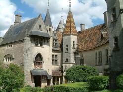 Chateau la rochepot