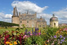 Chateau rochers se vigne