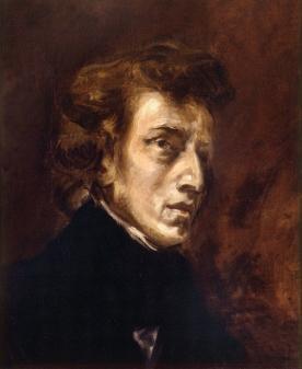Chopin delacroix