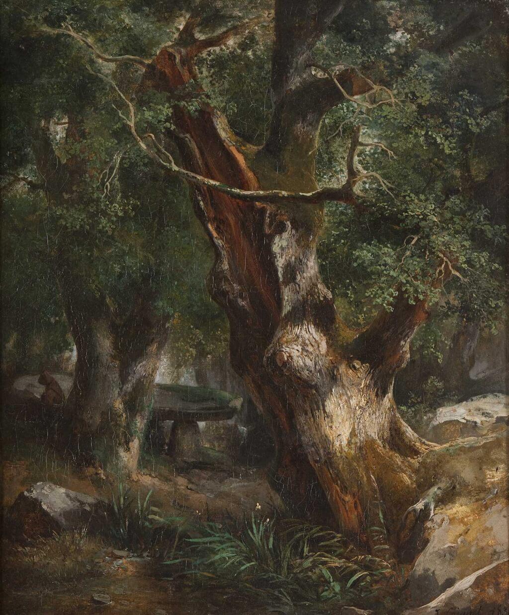 Jules COIGNET. (1798-1860)