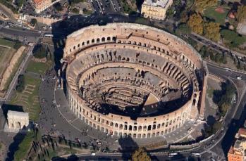 Colosseumaerial
