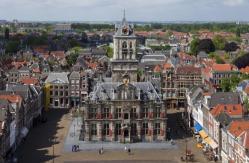 Delft centre historique 1