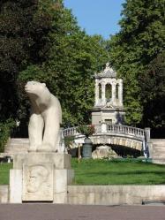 Dijon jardin darcy