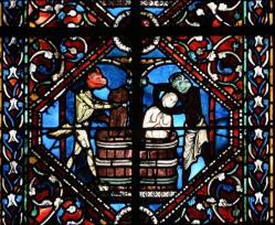 Dijonnd vitrail xiiie