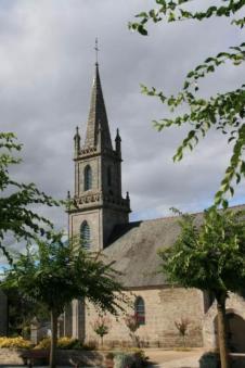 Eglise de saint thuriau