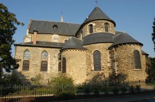 Eglise du pre au mans