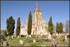 Eglise saint pierre d aulnay de saintonge