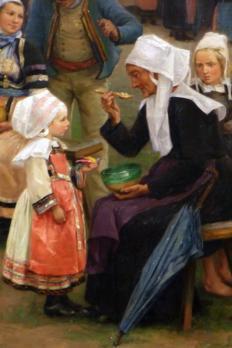 Enfants bretons