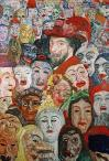 Ensor with masks