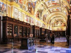 Escorialbiblioteca 1