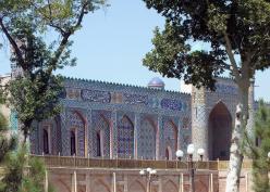 Fac ade palais de khudayar khan a kokand