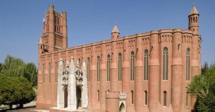 Cathedrale saint cecile Albi