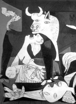 Guernica de tail