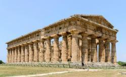 Hera temple paestum