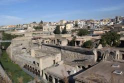 Herculanum site
