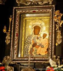 Icone de la vierge noire