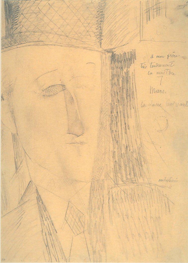 Portrait de Max JACOB