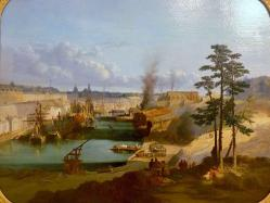 Jules noe l port brest 1864