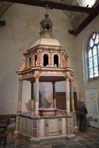 La martyre baptistere