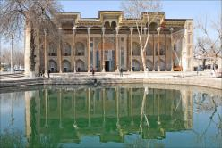 La mosque e bolo khaouz boukhara cc