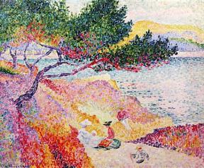 La plage de saint clair 1906 0