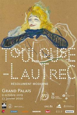 Lautrec grand palais