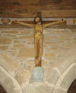 Le christ de tremalo