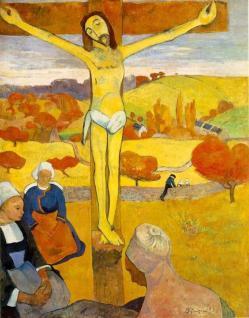 Le christ jaune gauguin