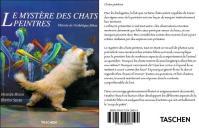 Le mystere des chats peintres