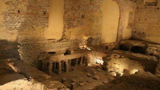 Les thermes romains du mans