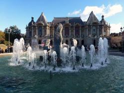 Lille le palais des beaux arts