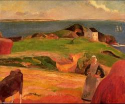 Maison du penn du gauguin