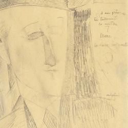 Amédéo MODIGLIANI. (1884 - 1920)