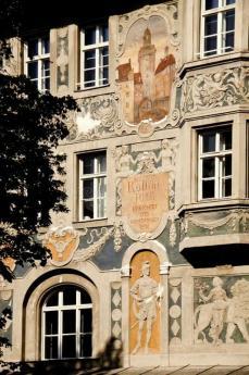 Munich chambre baroque peinte 25800461